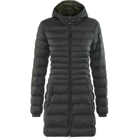 Meru Belleville Padded Coat Damen black/dark olive